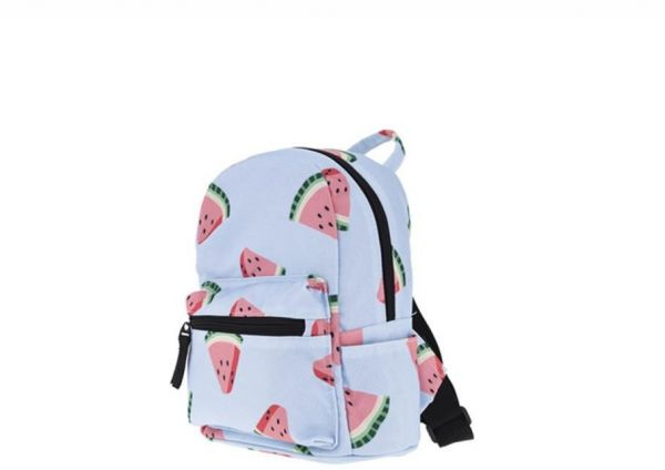 Beautiful Mini Backpack For Girls Kids School Bag Baby Pineapple Flamingo Printing  Kindergarten Canvas 3D Printed Women Schoolbag For Children   Souq - UAE a38126c9a2