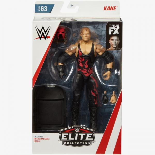 WWE Elite Kane Series 63 Figure