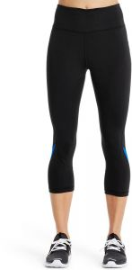 e18ace3ac0259c Mission Women's VaporActive System Mid-Rise Capri Leggings, Moonless  Night/Lapis Blue, X-Small