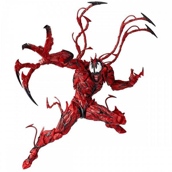 The Amazing Spider Man Venom Carnage Cletus Kasady Action