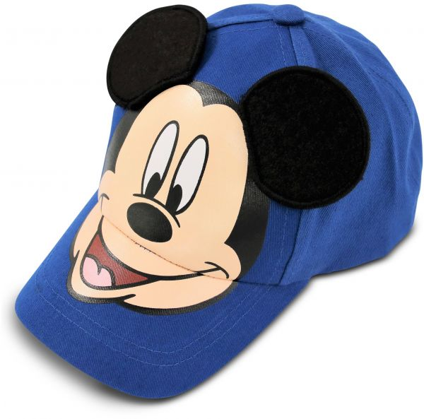 19ec91f9a6a65 Disney Little Boys Mickey Mouse Cotton Baseball Cap