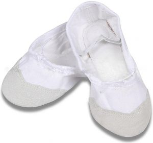 bf3134a5fa5 Sonne Peone Girls Ballet Shoes Flats White