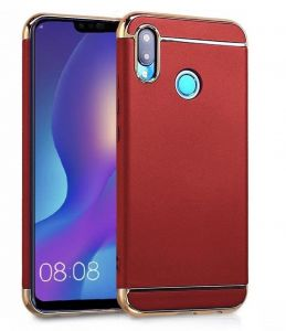 046f2125eea Huawei nova 3i Red Hard PC Case Cover