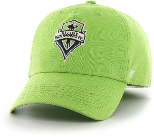 5ed2550e6a8 ... cheapest 47 mls seattle sounders fc franchise fitted hat medium lime  ad6a9 d6e14