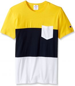 9f90095c6c Champion LIFE Men s Colorblock Tee (Limited Edition)