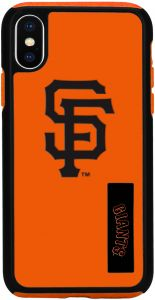 Forever Collectibles iPhone X Dual Hybrid Impact Licensed Case - MLB San  Francisco Giants ea3e8b6258