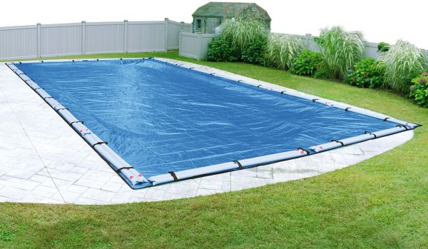 Pool Mate 542550R Econo-Mesh Winter Pool Cover for In-Ground Swimming  Pools, 25 x 50-ft. In-Ground Pool