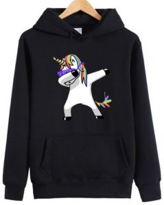 754e756577 Women Ladies Hooded Hoodie Long Sleeve Casual Shirts Loose Cartoon Unicorn  Tops T-Shirt Women Clothing