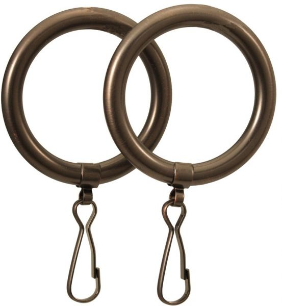 Gatco 831 Shower Curtain Ring Oil Rubbed Bronze