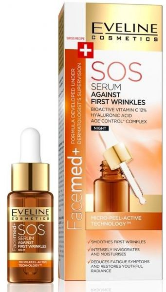 Image result for eveline sos serum english