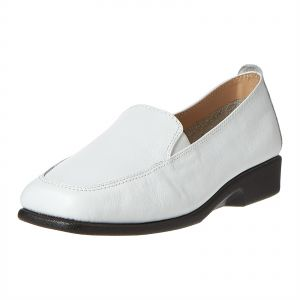 0ec0c3d631f Buy oxypas white loafers moccasian for women 10861794