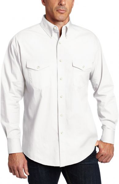 c8e19043 Wrangler Men's Painted Desert Basic Shirt, White, Medium | KSA | Souq