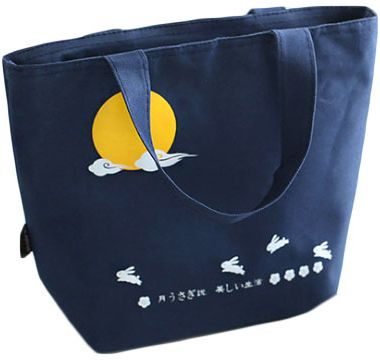 Reusable Thermal Lunch Tote Bag Cooler Bag Insulated Lunch Box Picnic Bag School Cooler Bag Lunch Box Bag