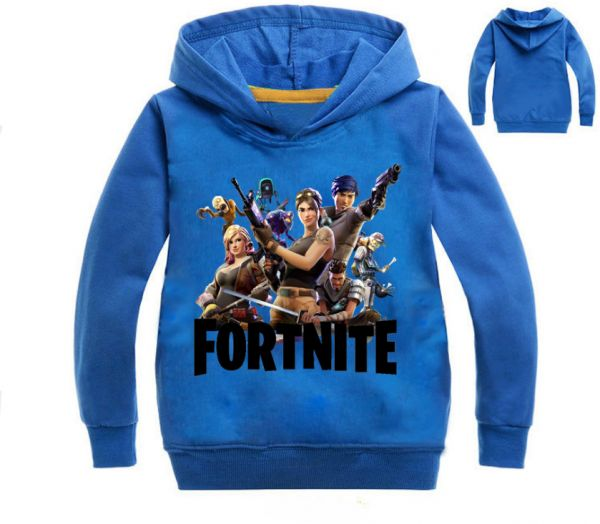 04c36470be1 Fortnite Children fashion casual spring and autumn long sleeve coat hoodies  120cm height