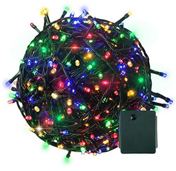 Citra 999 Leds 100m The Longest Available Black Wire Fairy String