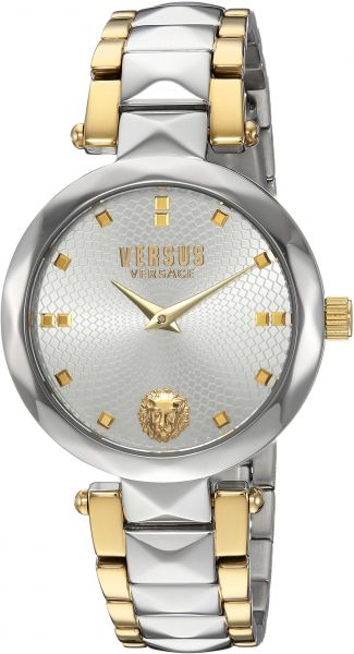cbe4b200c Versus by Versace Women's 'COVENT GARDEN' Quartz Stainless Steel Casual  Watch, Color Two Tone (Model: SCD100016)