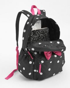 2a4a65aa83 GapKids Disney Minnie Mouse Backpack For Girls  Multi Color