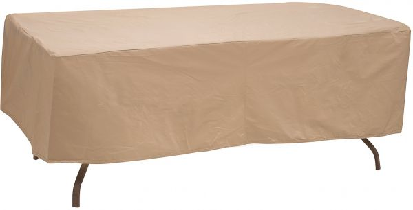 Protective Covers Weatherproof Table Cover 60 Inch X 66 Inch Oval