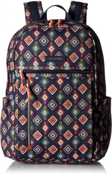 dfdca4aed07c Vera Bradley Women s Lighten up Printed Small Backpack
