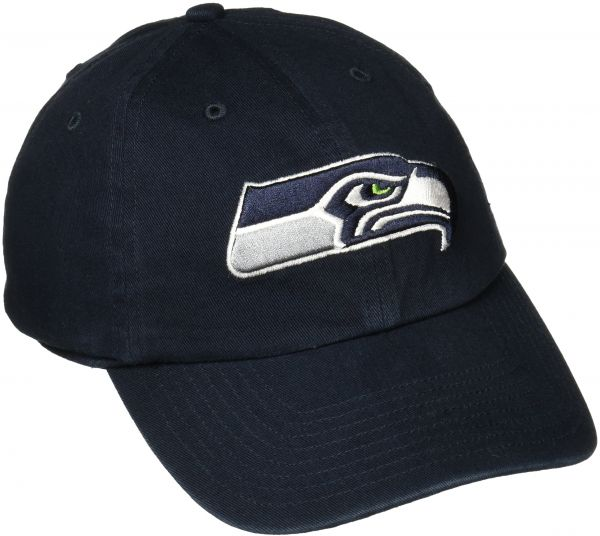 47 NFL Seattle Seahawks Clean Up Adjustable Hat 15a64ea00