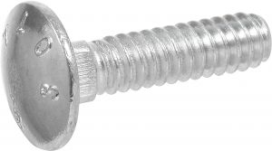 Hot Dipped Galvanized Forney 61363 Screw Eye Bolt Shoulder 5//16-Inch-by-2-Inch Overall Length