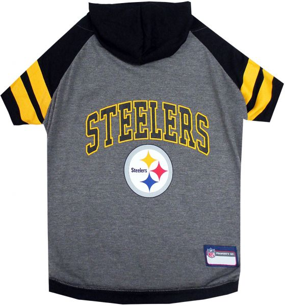 Pets First Pittsburgh Steelers Hoodie T-Shirt bc974bbfe