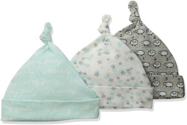 The Children s Place Baby Boys  Infant Hats (Pack of 3) b697507cf94