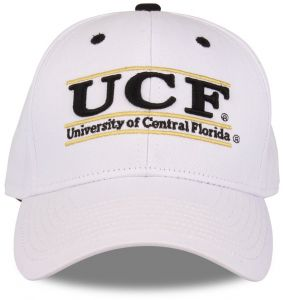 726134e7507 The Game NCAA Central Florida Golden Knights Unisex NCAA bar Design Hat