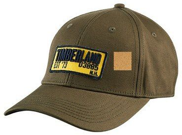 742c0b8c31b Timberland Headwear Men s Cotton Twill Baseball Cap