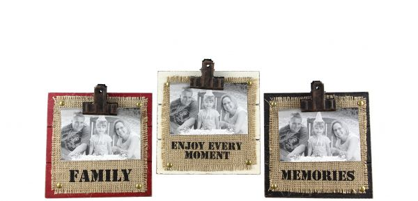 Youngs 3 Piece Wood Picture Frame Set 4 By 6 Souq Uae