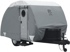 b8c70d56d2 Classic Accessories Overdrive PolyPRO 3 Deluxe Teardrop Trailer Cover