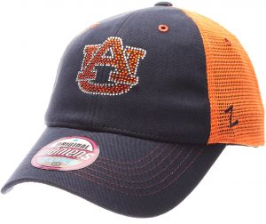 best website ec7db 00dc4 NCAA Auburn Tigers Adult Women Flirt Women s Hat,Adjustable,Navy