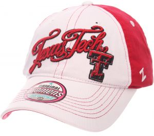 NCAA Texas Tech Red Raiders Adult Women Vogue Women s Relaxed Hat df8b2f5e2ea4
