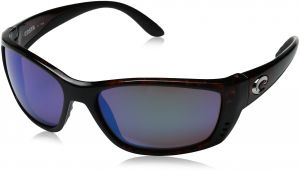 cde329fa458 Costa del Mar Fisch Polarized Iridium Oval Sunglasses