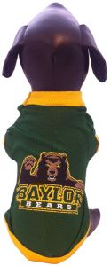 wholesale dealer c68df 31b14 All Star Dogs NCAA Baylor Bears Collegiate Athletic Mesh Dog Jersey (Small)
