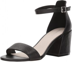 cae380d36f5 Kenneth Cole New York Women s Hannon Block Heeled Sandal with Ankle Strap