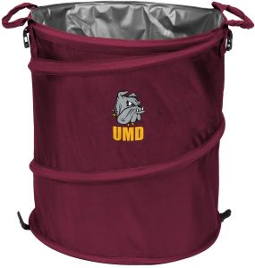 f5eae10b368f Logo Brands NCAA Minnesota at Duluth Collapsible 3-In-1