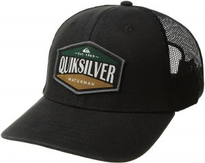 af3a84b0937 Quiksilver Waterman Men s Wake Baker Cap