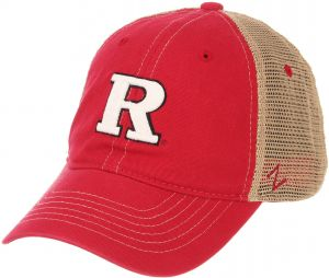 c9228eb185f Zephyr NCAA Rutgers Scarlet Knights Men s Institution Relaxed Cap