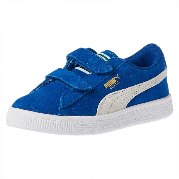 Puma Suede 2 straps PS Sneakers for Boys  6f1678233
