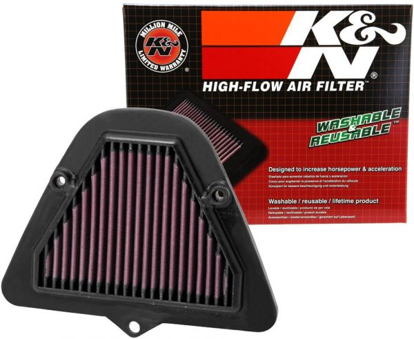 K/&N KA-9084 Kawasaki High Performance Replacement Air Filter