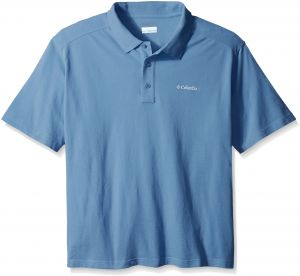 db25f640ac6 Columbia Men s Plus-Size Big Elm Creek Polo