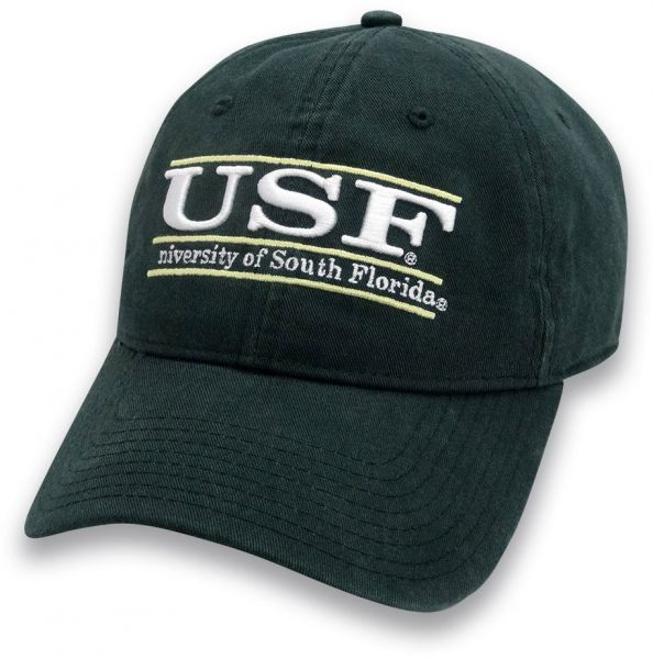 wholesale dealer 72c0f 01f78 ... coupon for the game ncaa south florida bulls adult classic adjustable  hat dark green a4b6d 6da23