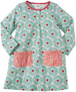 Emerald August Little S Michelle Tunic Dress Toddler Kid Sunburst 6