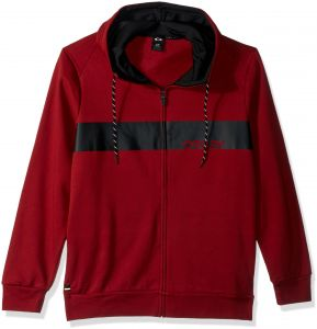 ce03982d08f3 Oakley Men s Crossbar Mark Ii Fz Hoodie
