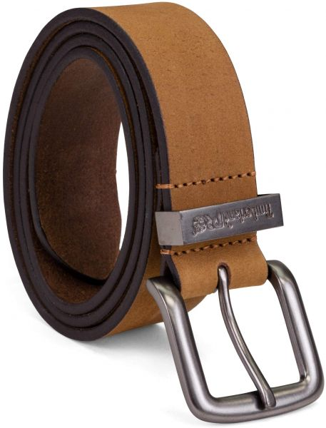 a299348d6cd Timberland PRO Men's 40mm Workwear Leather Belt, Wheat/Logo Keepers, 34 |  Souq - UAE