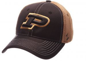 sale retailer 4c527 1a854 NCAA Purdue Boilermakers Men s Rally Z-Fit Cap, Medium Large, Black Vegas