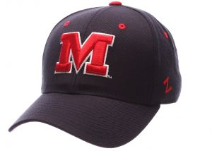 ZHATS NCAA Mississippi Old Miss Rebels Men s DH Fitted Cap 420d0ba4342d
