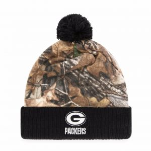 93c8654d954 NFL Green Bay Packers Greyson OTS Cuff Knit Cap with Pom