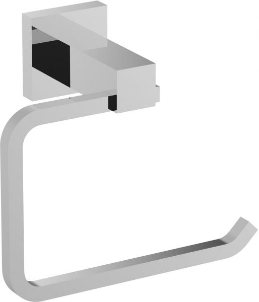 Eviva Evac60ch Square Holdy Toilet Paper Or Towel Holder Chrome Bathroom Accessories Combination Souq Uae